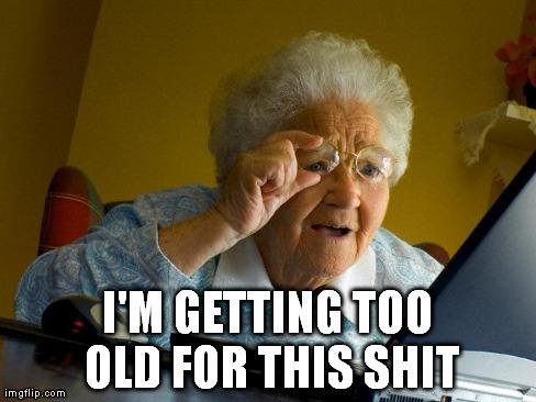 b0xre grandma finds the internet meme imgflip
