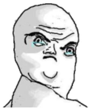 """Dafuq Did I Just Read Template """"rage"""" Meme ..."""