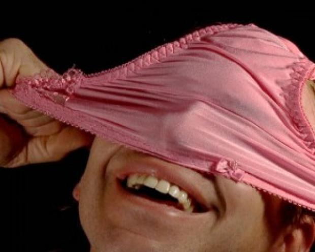 Panties On My Head 12