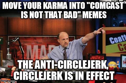 ba2jh mad money jim cramer meme imgflip,Comcast Memes
