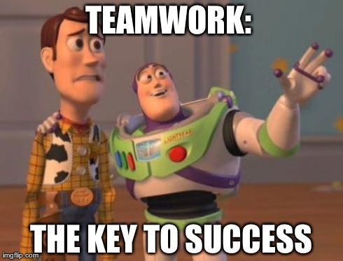 Teamwork by oswald - Meme Center