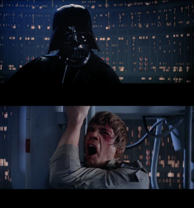 High Quality Star Wars No Blank Meme Template
