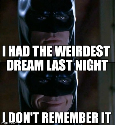 how to remember a dream from last night