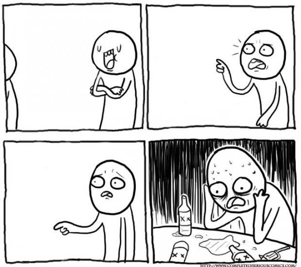 bnap3?a422664 overconfident alcoholic depression guy meme generator imgflip