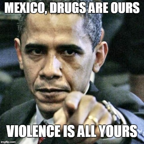 Pissed Off Obama Meme Imgflip