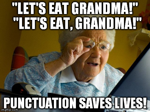 Image result for eat grandma meme