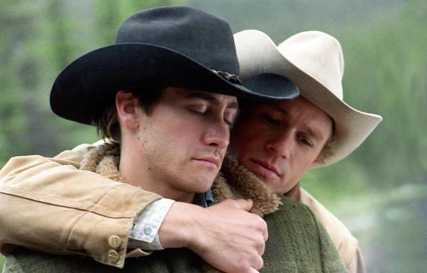 Brokeback Mountain Meme Template
