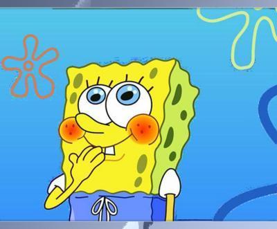 Shy Spongebob Blank Template - Imgflip