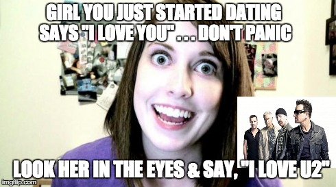 Just started dating meme images