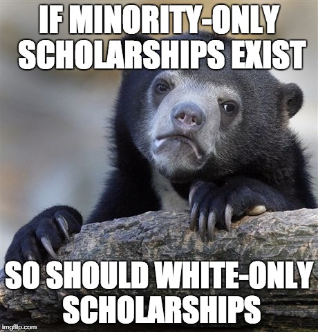 As a PhD student who can't find a single scholarship at my