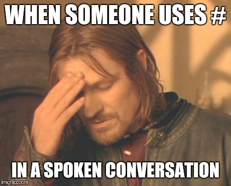 "An unfortunate new ""trend"".. 