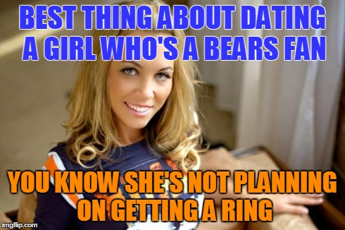 Thing A Bears About Dating Fan Best