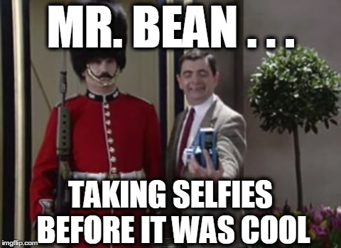 With you love you mr bean meme think, that