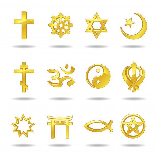 religious symbols Meme Generator - Imgflip