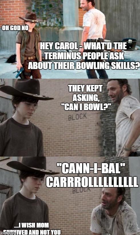 d1m3q rick and carl 3 meme imgflip,Carl Rick Meme
