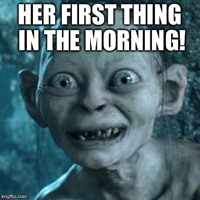 Meme Gollum Good Bye Pictures To Pin On Pinterest Pinsdaddy