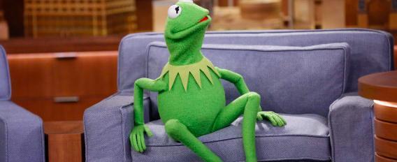 Kermit Couch Meme Generator Imgflip