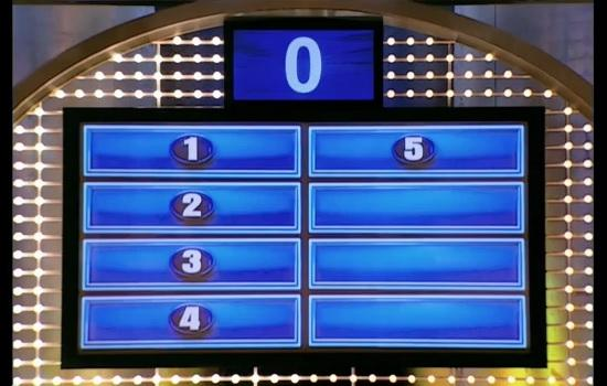 family feud Blank Template - Imgflip