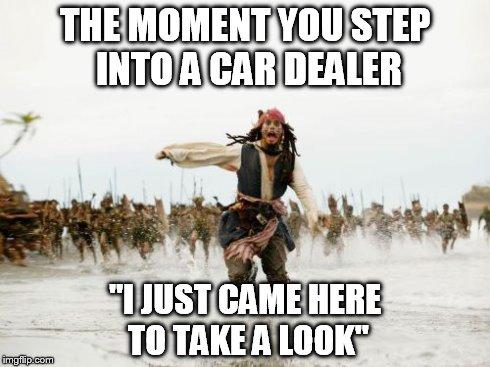 Car Dealership Meme