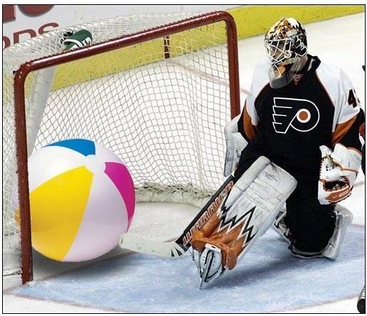 dmdn5 hockey goalie beachball blank template imgflip
