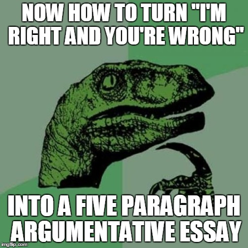 right and wrong essay