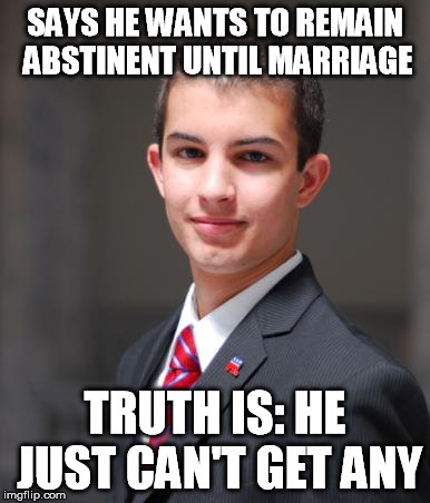 staying abstinent until marriage