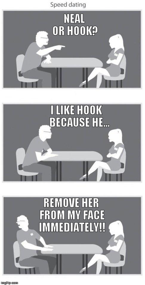 Hitch speed dating