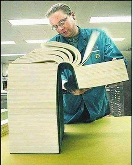 big book Blank Template - Imgflip