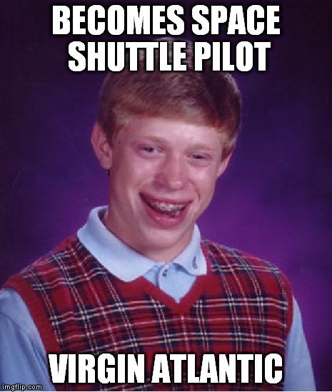 Bad Luck Brian Meme   ...