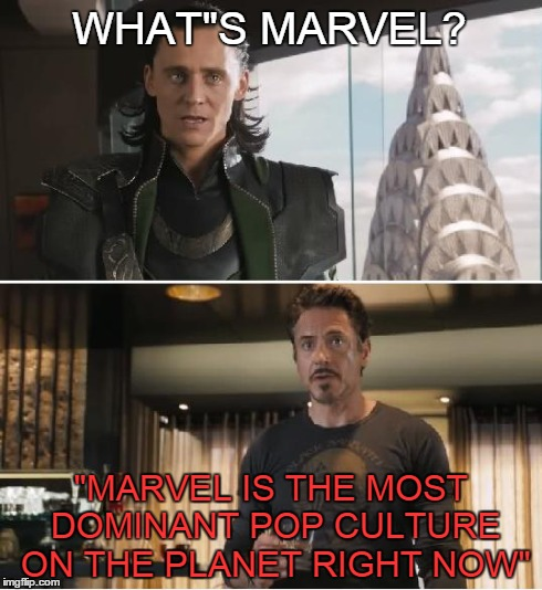 "Loki | WHAT""S MARVEL? ""MARVEL IS THE MOST DOMINANT POP CULTURE ON THE PLANET RIGHT NOW"" 