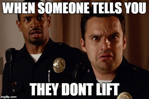You dont even lift? | WHEN SOMEONE TELLS YOU THEY DONT LIFT | image tagged in lift,weightlifting gym,do you even lift,gym memes | made w/ Imgflip meme maker