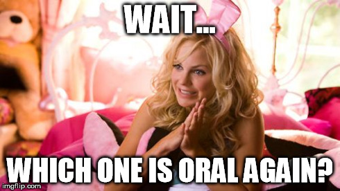 House Bunny | WAIT... WHICH ONE IS ORAL AGAIN? | image tagged in memes,house bunny,simpsons | made w/ Imgflip meme maker