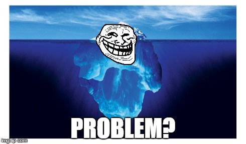 PROBLEM? | made w/ Imgflip meme maker