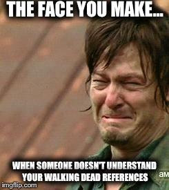 Daryl Walking Dead Imgflip