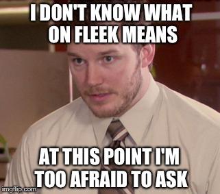FLEEK! – UNICORN IN BROOKLYN