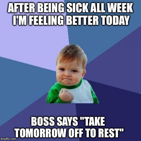 Thanks bossman - Imgflip