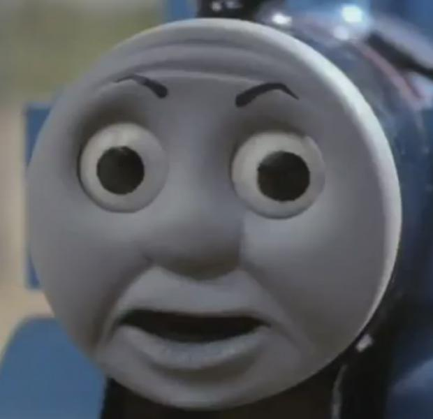 thomas the tank engine face template - thomas o face blank template imgflip
