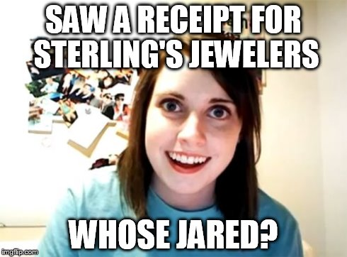 Overly Attached Girlfriend Meme Imgflip