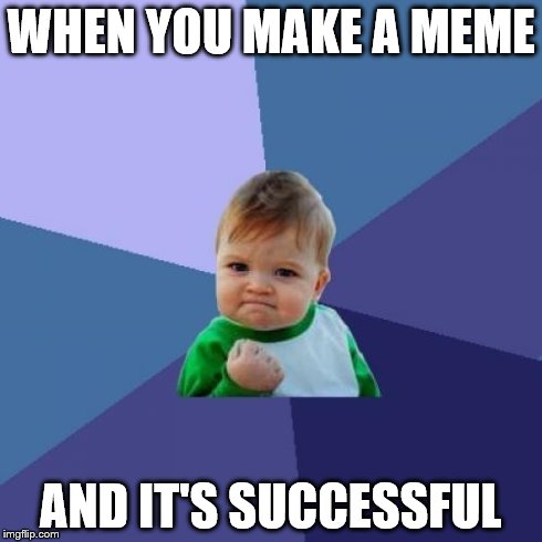 how to make a successful meme page