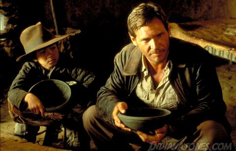 Indiana Jones Short Round Blank Template Imgflip