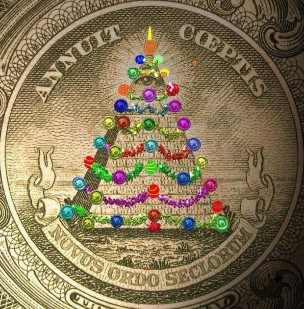 Illuminati Christmas Meme Generator - Imgflip