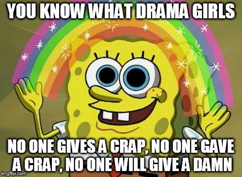 Imagination Spongebob Meme Imgflip