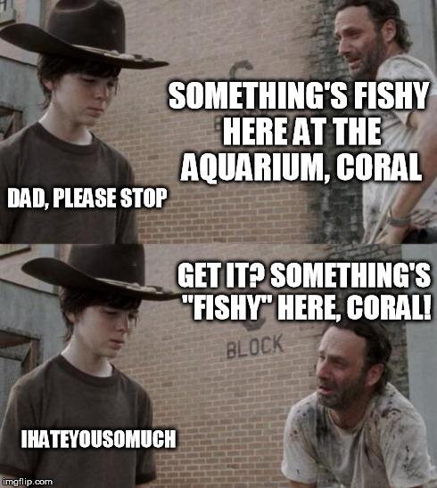 Rick And Carl Meme