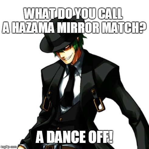 What Do You Call A Hazama Mirror Match