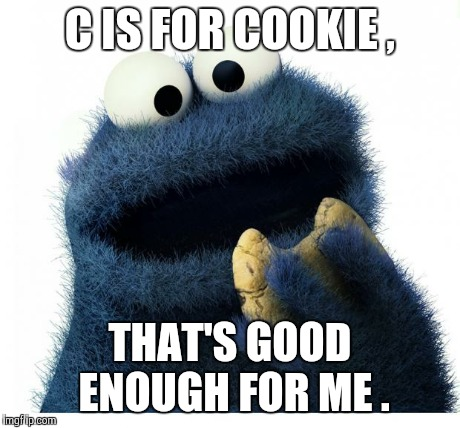 g84xd cookie monster love story blank template imgflip