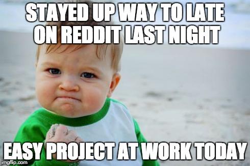 4 hours of sleep isn't enough - Imgflip