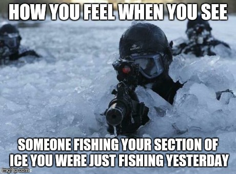 Image Tagged In Icefishing Semperfi Imgflip