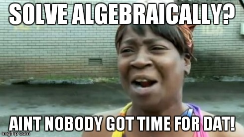 my math test today imgflip