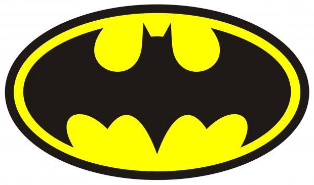 Batman Logo Meme Template