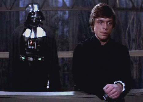 Darth Vader Luke Skywalker Meme Template